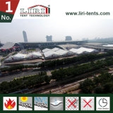 Tente lourde Hall de PVC de structure en aluminium pour l'expo extérieure