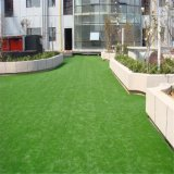 Le Gazon artificiel/ Turf pour le football, tennis, aire de jeux et l'aménagement paysager
