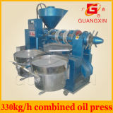 넓게 아주까리 기름 Presser 기계를 중국제 사용하십시오