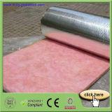 O alumínio perfurado Folha-Enfrentou o exportador do cobertor das lãs de vidro