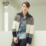 L'ODM Couleur Pure enduire le chandail de vêtements de mode