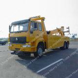 Sinotruk HOWO Recuperação da estrada caminhões de Reboque de Reboque do Veículo