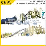 Usine de granules de bois automatique 5T/H Ligne de production de pellets de sciure de bois complet