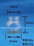 10oz, 12oz, kugelförmiges Glasflaschen-Stau-Glas der Essiggurke-14oz