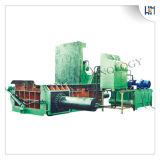 유압 금속 조각 쓰레기 압축 분쇄기 차 포장기 (공장)