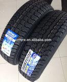 Le véhicule de technologie de l'Allemagne bande neuf avec le meilleur pneu en caoutchouc d'ACP de la largeur 155