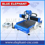 Máquina pequena de anúncio do CNC do Portable 6090 mini, máquina de estaca Desktop do CNC para a venda