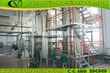 Mini soja, palm, zonnebloem, pinda, de raffinaderijinstallatie van de zonnebloem plantaardige olie