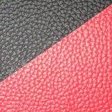 El cuero artificial del nuevo del ante cuero del rasguño, cuero del PVC