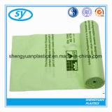 Подгонянные мешки отброса размера и толщины пластичные