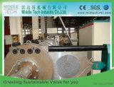 Pellicola/fiocco di plastica dello spreco PE/PP/PVC di capacità elevata che ricicla granulatore & che pelletizza componendo macchina