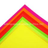 Lignine libre merveilleux de pâte de bois de l'artisanat du papier de couleur