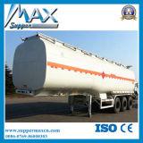 Mercado asiático del tanque de aceite Semi Remolque en venta