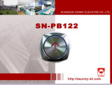 Push Buttons in Square Shape (SN-PB122) anheben