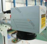 110X110m m, máquina de la marca del laser del CNC de 200X200m m para el metal, plástico
