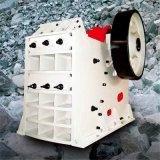小さい石の顎の砕石機か採鉱機械