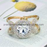 Pulsera de moda de primavera/ chapado en oro blanco Diamante CZ con Amigo fiesta de cumpleaños para niñas regalo de aniversario de la PROM (PB-080)