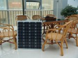 125 Watt-Sonnenkollektor, Solarbaugruppe