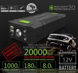 20000mAh Portable Jump Jump Starter Power Bank pour essence / diesel