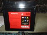 12V9ah gedichtete wartungsfreies Leitungskabel-saure Motorrad-Batterie