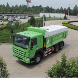 Camion- de camion de dumper des roues HOWO de Sinotruk 6X4 371HP 10