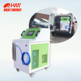 Máquina del producto de limpieza de discos del carbón del motor del producto del cuidado de coche de Hho