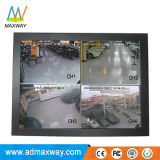 Full HD 1080p 15 pouces Moniteur LCD avec HDMI BNC Port RS232 (MW-153MO)