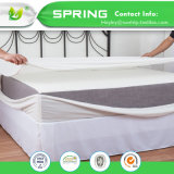 6 La protection imperméable recto Bug enrobage de matelas de lit avec fermeture à glissière