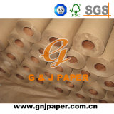 Ofício de Brown 250GSM/papel de embalagem Recicl no tamanho pequeno