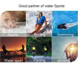 방수 수영 허리는 전화 돈 의류 저장 수중 스포츠를 위한 파란 주황색 녹색 옥외 부대를 위한 건조한 자루를 자루에 넣는다