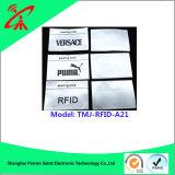 étiquette de blanchisserie de l'IDENTIFICATION RF 860-960MHz pour le vêtement