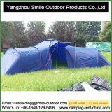 Barraca impermeável de acampamento ao ar livre de alta freqüência de três quartos do OEM