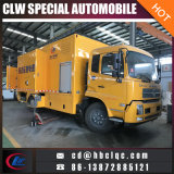 rifornimento di alimentazione di emergenza mobile 500kw Van Truck