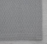 極度の柔らかいタケ綿の熱織り方の投球毛布