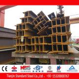 O aço estrutural A36 para construir Construnction farol H