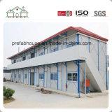 Casa estándar del envase para el trabajo y comodidad y oficina de los trabajadores
