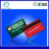 PVC personalizadas Hi-Co tarjeta de banda magnética para ir de compras de supermercado