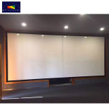"""Xyscreen 120の""""固定わくTVのホーム映画館の催し物プロジェクタースクリーン"""