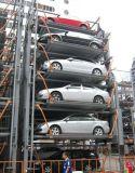 Vertikales rotierendes intelligentes Parken-System