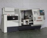 큰 스핀들 구멍 정밀도 수평한 CNC 도는 금속 선반 기계 가격 Ck6163/1500mm