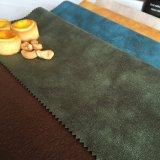 Sofa를 위한 실내 장식품 100%Polyester Brushed 이탈리아 Velvet Fabric