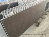 Venda por grosso de pedra de quartzo para pisos do painel de parede / Vaidade / mesa de jantar/ Bancada César 5380