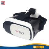 Qualitäts-Realität-Anaglyph ABS preiswerter 3D Vr Video-Glas der Kopfhörer-aktiver Blendenverschluß OnlineplastikVr Kasten-Glas-3D