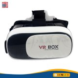 Штарки шлемофона ABS стекло видеоего стекел 3D коробки Vr дешевой 3D Vr анаглифа фактически реальности высокого качества активно он-лайн пластичное