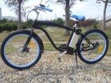 Les hommes Beach Cruiser 300W du moteur du moyeu de vélo électrique