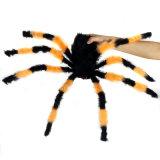 Halloween sustenta a aranha do luxuoso da decoração, brinquedo da partida