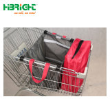 210D polyester Panier sac sac isotherme avec refroidisseur