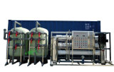 Ck-RO-25000L planta de tratamiento de aguas industriales con sistema de ósmosis inversa.