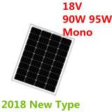 панель солнечных батарей 18V 90W 95W Mono (2018)