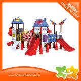 Apparatuur van de Speelplaats van de Geschiktheid van de kleuterschool de Functionele Openlucht voor Kinderen